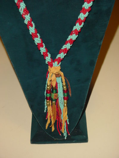 Mojave Beaded Necklace